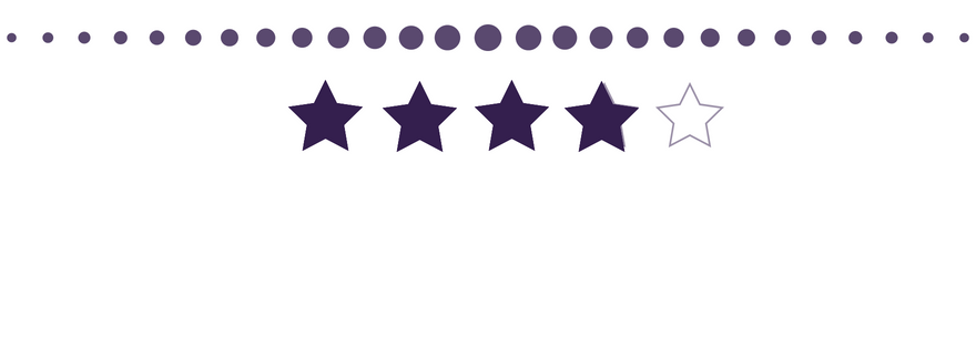 Review Footer and Star rating (3)